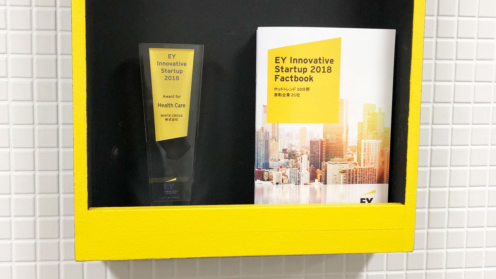 EY Innovative Startup 2018 & 24 hour IT PEOPLE