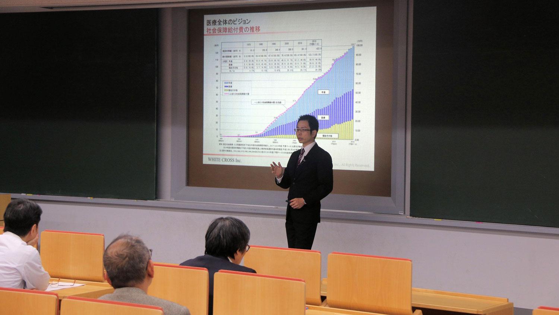 松本歯科大学にて講演をさせていただきました
